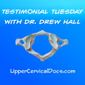 Testimonial Tuesday with Dr. Drew Hall